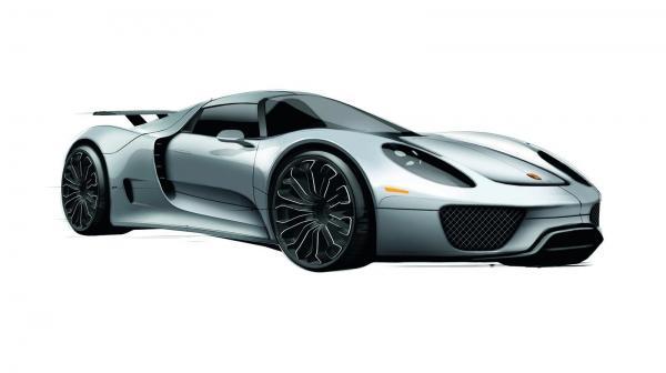 В Porsche готовят среднемоторное купе