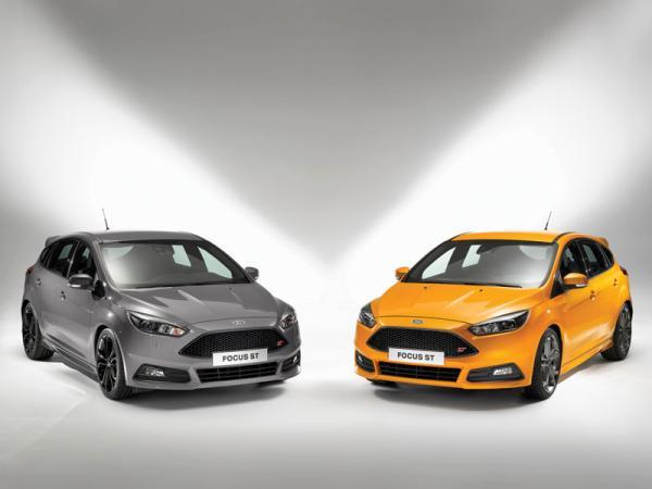 Ford Focus ST: модернизация