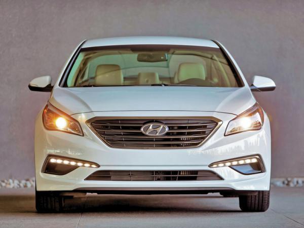 Hyundai Sonata: седьмое поколение