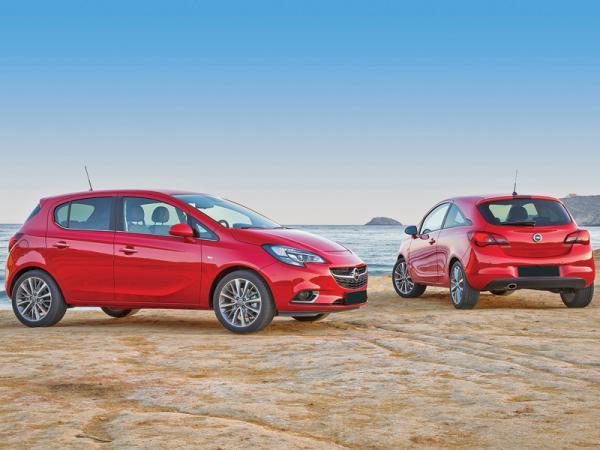 Opel Corsa: пятое поколение