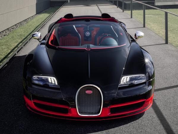 Bugatti Veyron станет гибридом