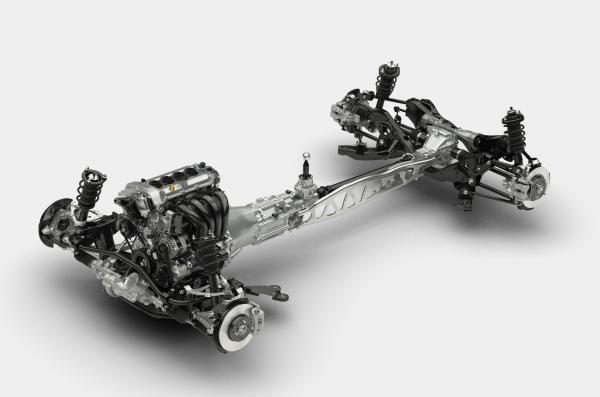 Mazda MХ-5 покажут в сентябре