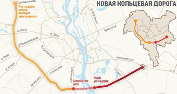 Израильцы хотят построить в Киеве платную дорогу