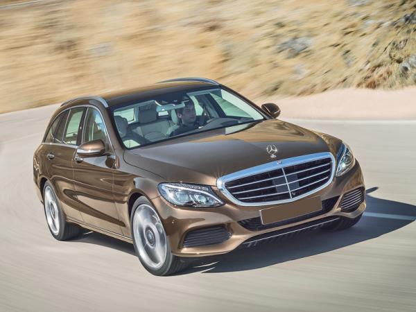 Mercedes-Benz C-Class Estate: практично и со вкусом