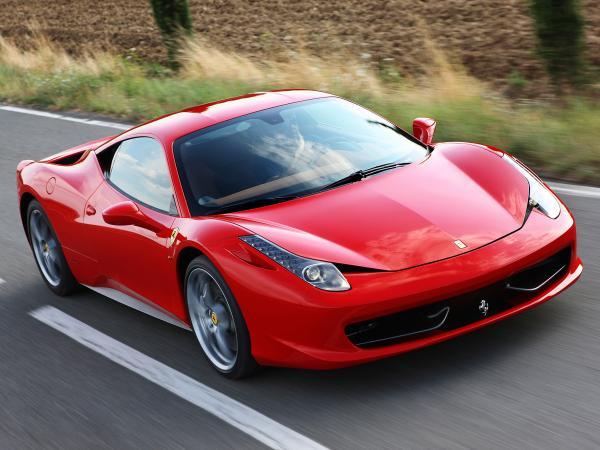 Ferrari 458 Italia обновят