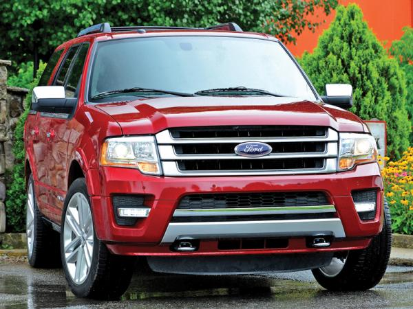 Ford Expedition: омоложение