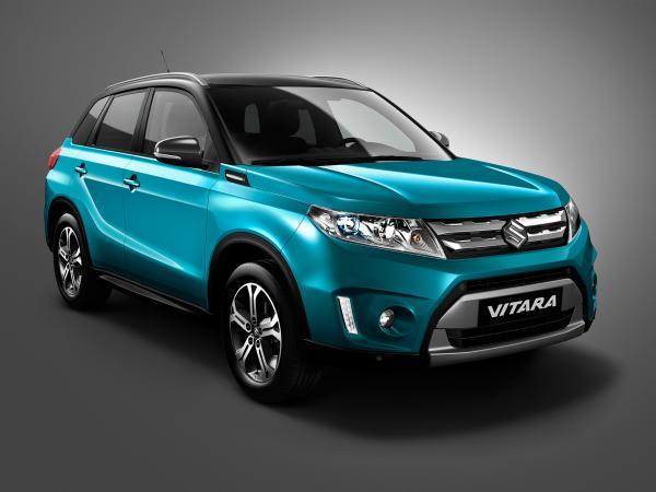 Suzuki Vitara покажут в Париже