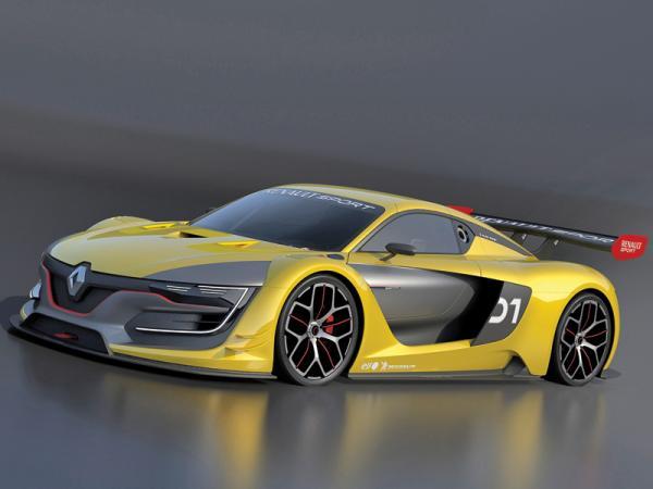 Renault RenaultSport RS.01: создан для гонок