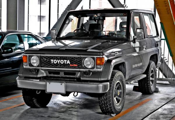 Toyota возрождает «легенду» бренда