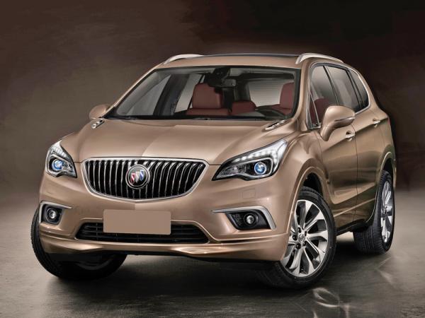 "Buick Envision: новичок в ""семействе"" вседорожников"