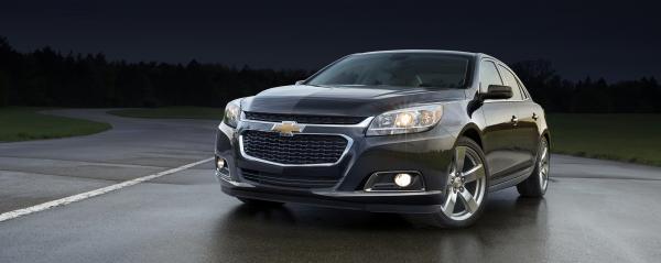 Chevrolet тестирует новую модель