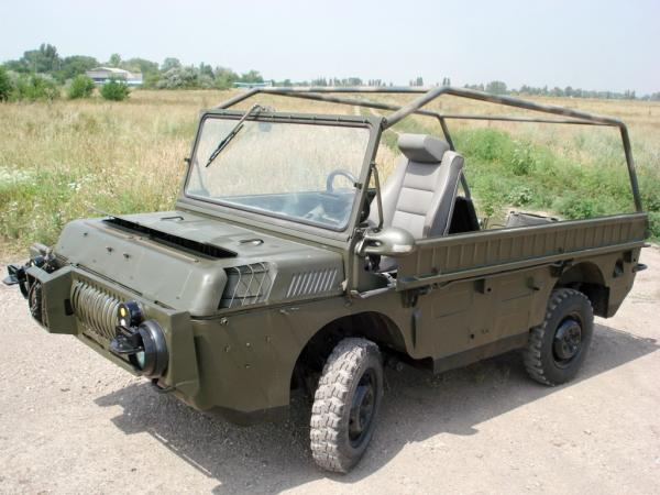 Возвращение ЛуАЗ-967М ?