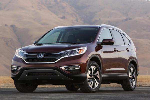 Honda CR-V обновлен