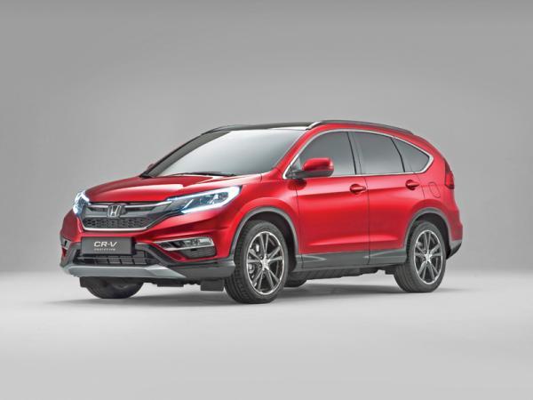 Honda CR-V: модернизация