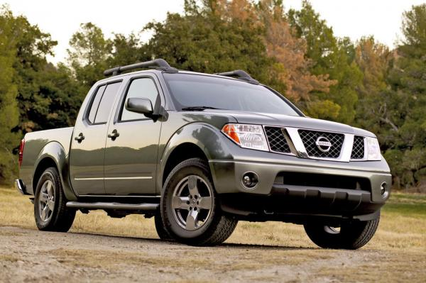 Nissan готовит пикап Navara для европейского рынка
