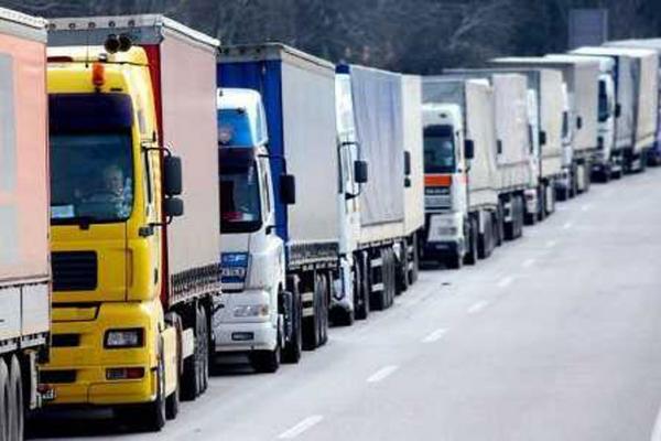 Допустимый вес грузовиков для проезда по территории Украины увеличили до 40 тонн