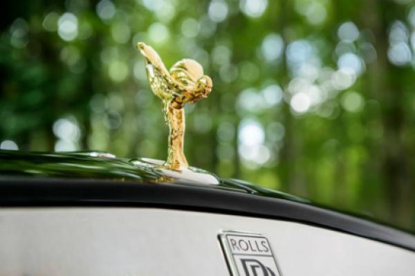 Rolls-Royce создал автомобиль с особым ароматом Востока
