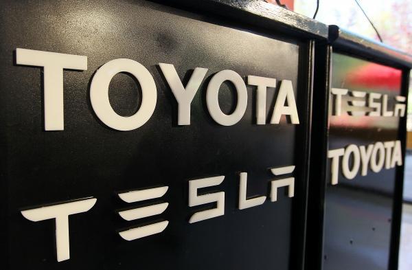 Toyota продаст акции американской компании
