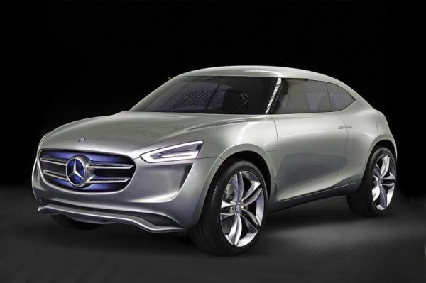 Mercedes-Benz G-Code: предтеча нового вседорожника