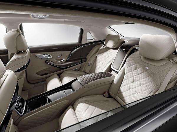 Самый роскошный Mercedes-Benz S-Class назовут Maybach