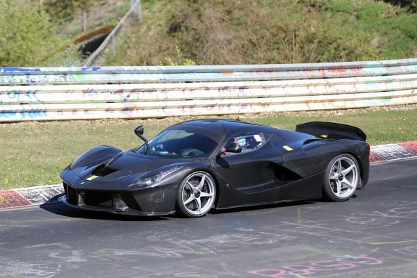 LaFerrari XX - самый мощный в истории Ferrari