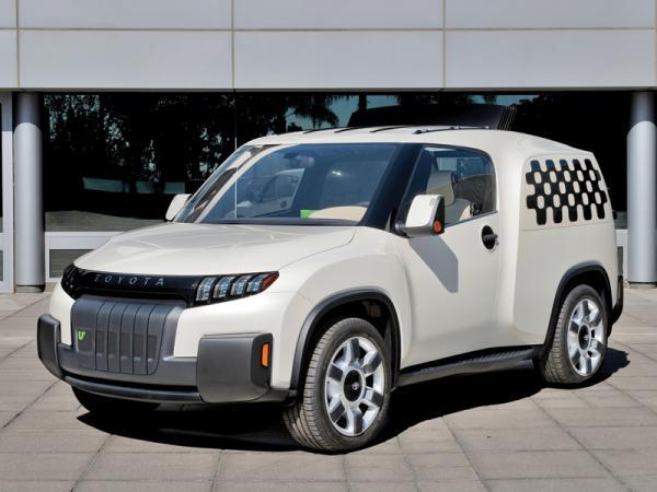 Toyota Urban Utility: функциональность – превыше всего