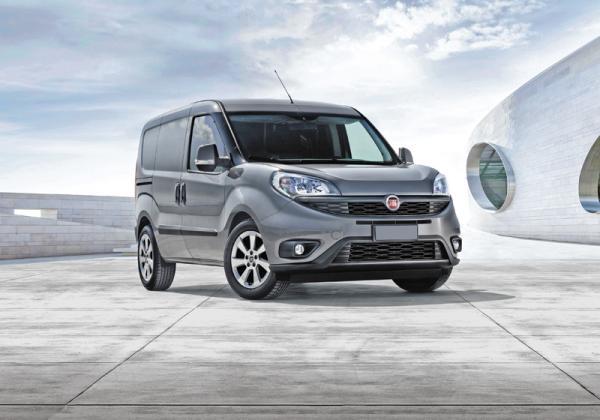 Fiat Doblo: обновление
