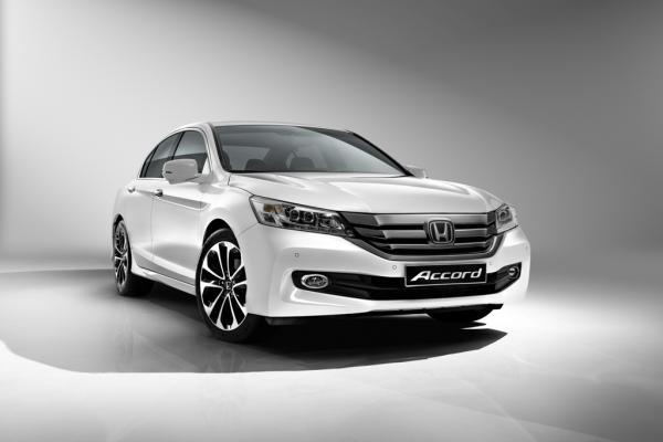 Обновленный бизнес-седан Honda Accord скоро появится в Украине
