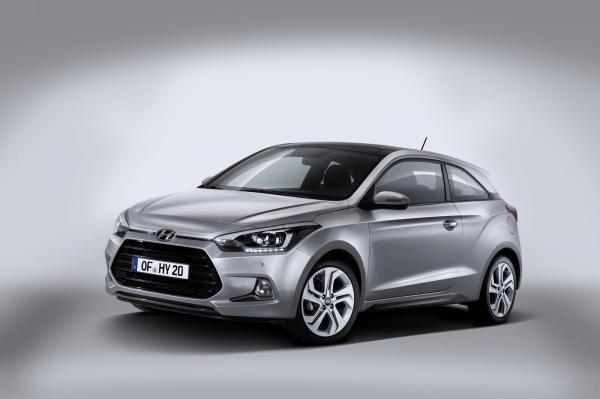 Hyundai i20 стал трехдверным