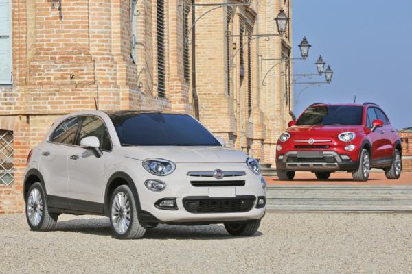 Fiat 500X: возвращение в сегмент вседорожников