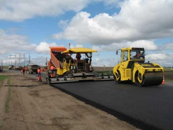 В следующем году новые дороги строиться не будут