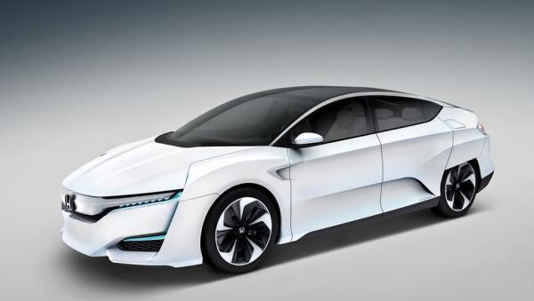Дебют концепта Honda FCV нового поколения