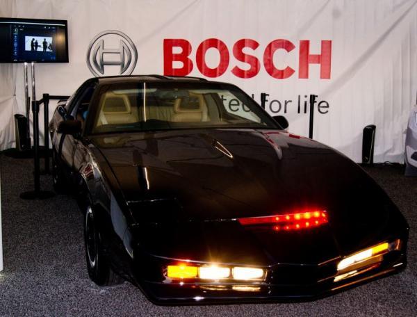 Bosch показал автомобиль с автономным управлением