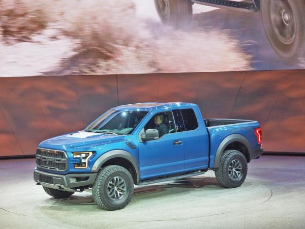 Детройтский автосалон NAIAS-2015: здесь мощные автомобили правят балл (Часть 2)