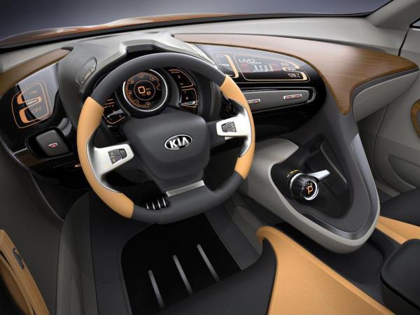 Kia готовит концепт-кар для автосалона в Чикаго