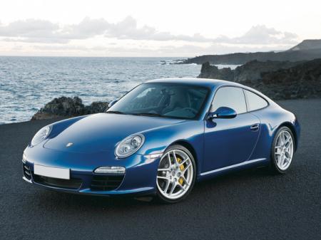 Porsche 911: обновление
