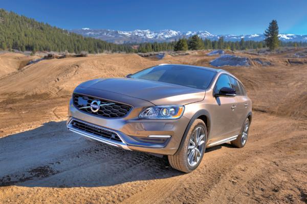 Volvo V60 Cross Country: вседорожный универсал