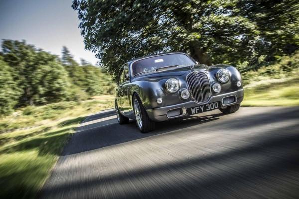 Jaguar выпускает эксклюзивные автомобили Mark 2