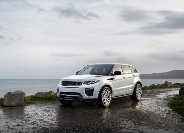 Range Rover Evoque обновлен