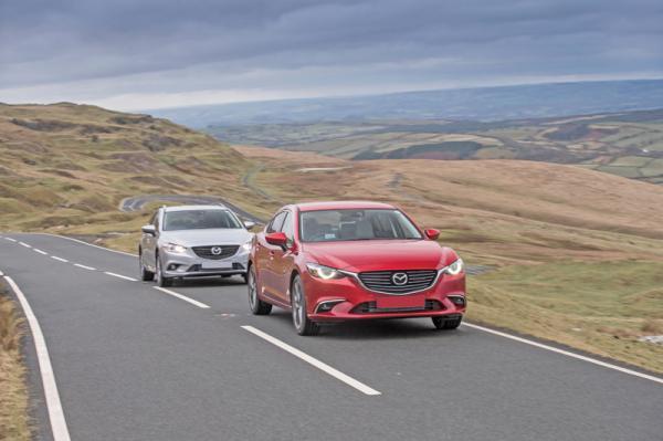 Mazda 6: модернизация