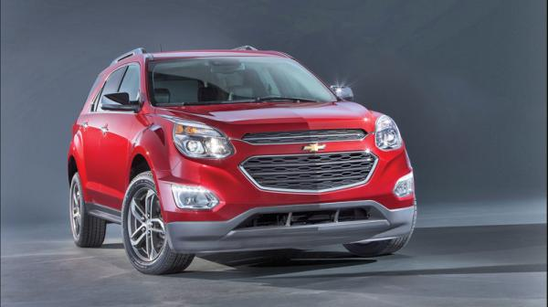 Chevrolet Equinox: обновление