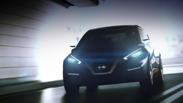 Nissan показал хетчбэк Sway