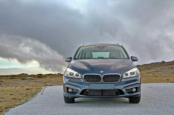 BMW 2 Series Gran Tourer: теперь и семиместный