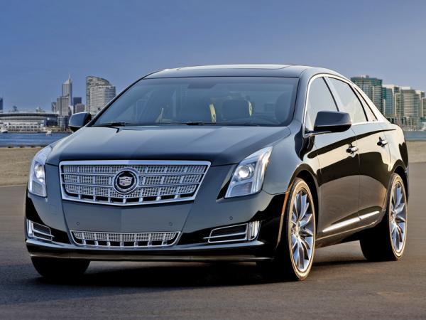 Cadillac XTS: нетипичный F-класс