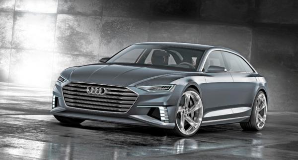 Audi Prologue Avant: предвестник нового А8