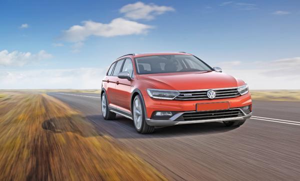 Volkswagen Passat Alltrack: вседорожный универсал