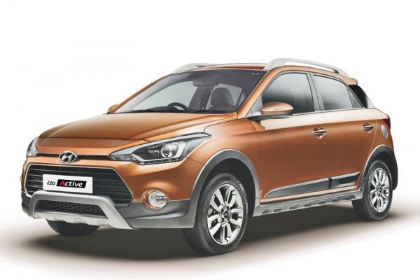 Hyundai i20 Active: хетчбэк повышенной проходимости