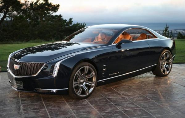 Cadillac анонсировал силовые агрегаты для седана СТ6