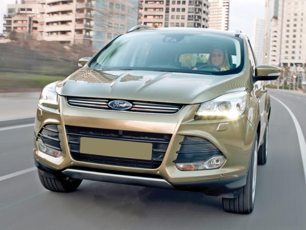 Ford Kuga, Hyundai ix35 и Volkswagen Tiguan: соревнование вседорожников
