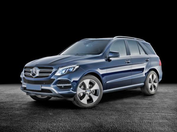 Mercedes-Benz GLE: обновление со сменой названия